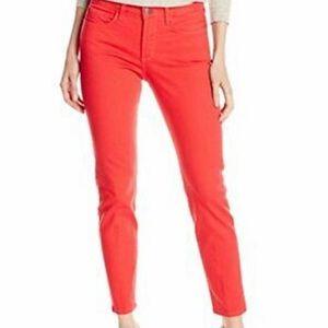 NYDJ Clarissa ankle sz 6 jeans.   LL57